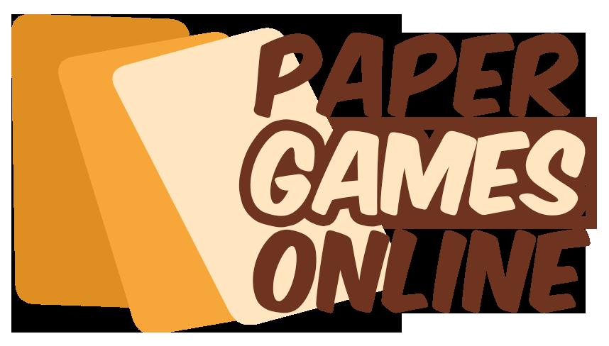 Paper Games Online Logo